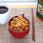 Healthy Fried Brown Rice